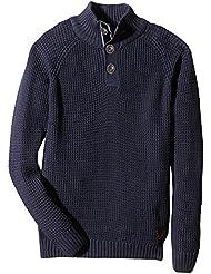 TOM TAILOR Kids authentic knit troyer/510 - Pull - Garçon