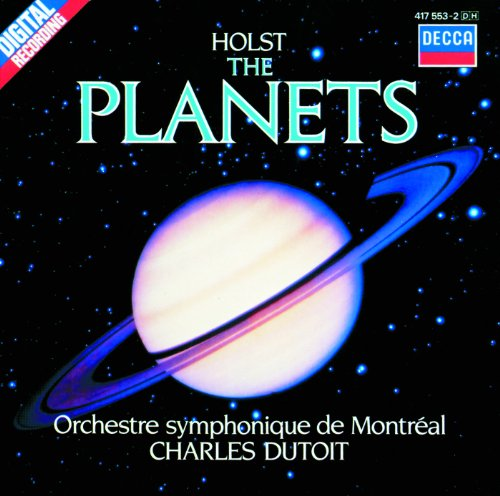 Holst: The Planets, Op.32 - 4....