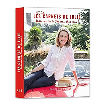 CARNETS DE JULIE-JULIE CUISINE