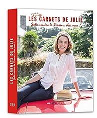 Les carnets de Julie par Julie Andrieu