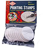 Essdee Self-Adhesive MasterCut Printing Stamps (For use with Lino Cutter and Stamp carving kit)
