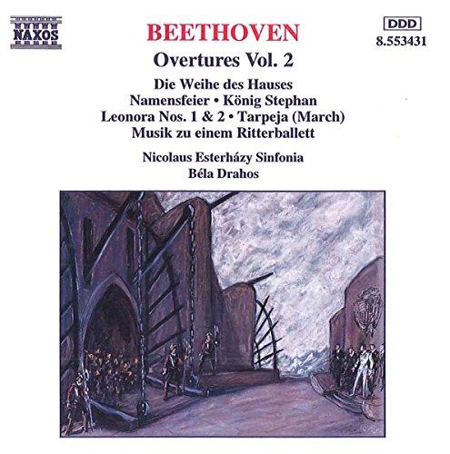 Beethoven: Overtures Vol. 2