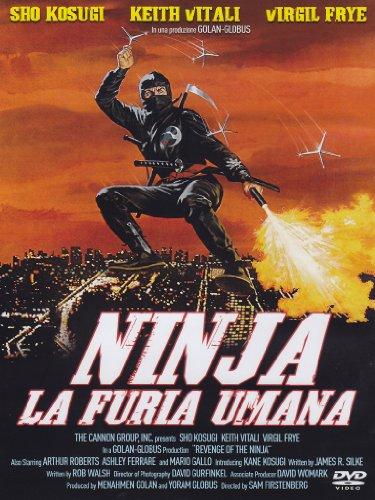 Ninja la furia umana [IT Import]