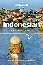 Indonesian Phrasebook & Dictionary - 7ed - Anglais de LONELY PLANET