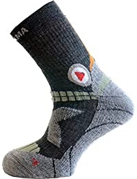 Enforma Trekking Performance Confort Medium Calcetines Deportivos, Unisex, Gris Marengo, L (42