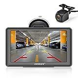 GPS Voiture Auto Europe 7 Pouces Système de Navigation Automatique à Ecran Tactile...
