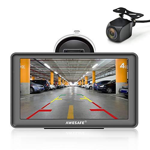 GPS Voiture Auto Europe 7 Pouces Système de Navigation...