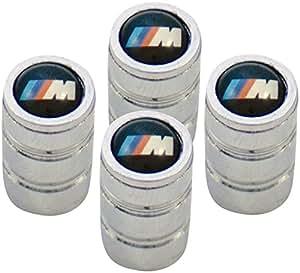 BMW M Series Twin Band Anti tamper locking Dust Valve caps