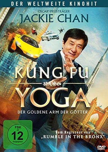 Kung Fu Yoga - Der golde Arm der Götter