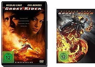 Ghost Rider & Ghost Rider: Spirit of Vengeance im Set - Deutsche Originalware [2 DVDs]