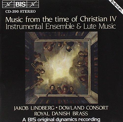 Musik um König Christian IV von Dänemark Vol. 2
