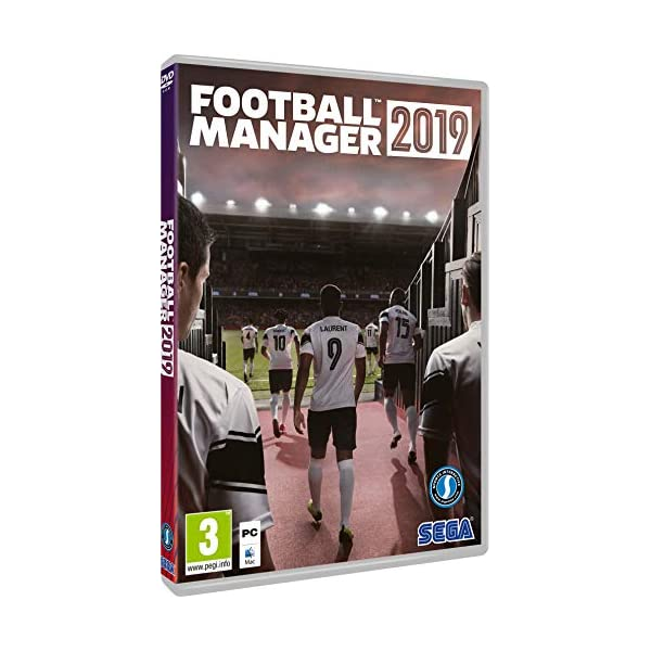 Football Manager 2019 PC CD 51mnQMCJNlL