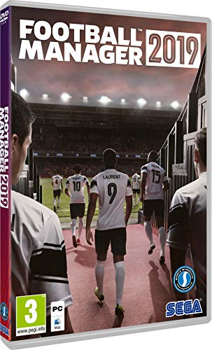 Football Manager 2019 PC CD [Edizione: Regno Unito]