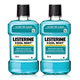 #4: Listerine Cool Mint Mouthwash - 500 ml (Pack of 2)