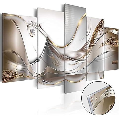 Novedad! Moderno - Cuadro de cristal acrílico 200x100 cm - 5 Partes - 2 tama?os opcionales - Cuadro de acrílico – TOP – Cuadro - Impresion en calidad fotografica a-A-0004-k-o 200x100 cm