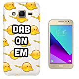 C01529 - Dab Dabbing On Emoji Design Samsung Galaxy Grand