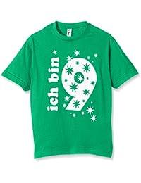 Coole-Fun-T-Shirts Ich Bin 9 Jahre, T-Shirt Fille