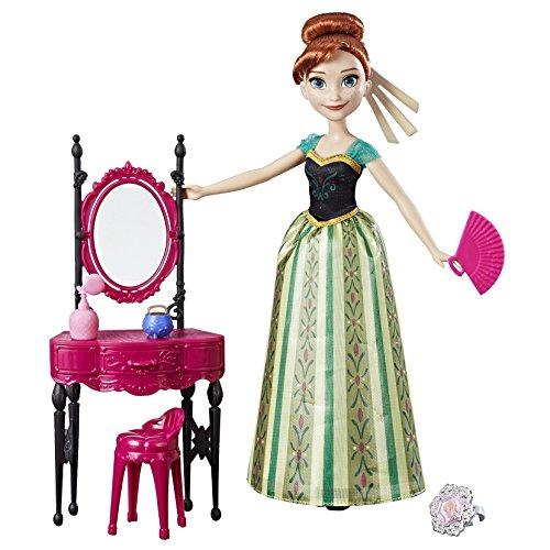 Frozen Dress Up Kleidung - Disney Frozen c0454el2 Anna und Krönung