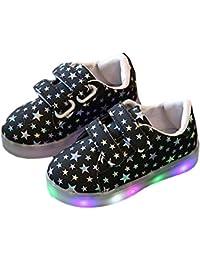 FAVOLOOK - Zapatos de cordones de Material Sintético para niña