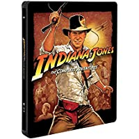 Indiana Jones Collection 1-4