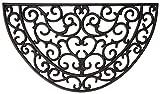 ESSCHERT DESIGN, Felpudo de Goma Clavijas para fijación 68 x 40 cm, RB04, de Goma, 67 x 38 x 1,5-