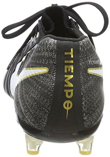 Nike Schwarz Tiempo Vivid Black Metallic AG VII Pro White Black Fußballschuhe Legend Herren Gold w6wgqZT