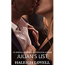 Julian's List (The List Book 3) (English Edition)