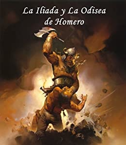 Coleccion Literaria de Homero (La Iliada y La Odisea