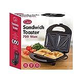 Quest Sandwich Maker, 750 Watt, Black