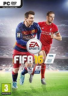 FIFA 16 (PC DVD) (B00KHJLLCU) | Amazon price tracker / tracking, Amazon price history charts, Amazon price watches, Amazon price drop alerts