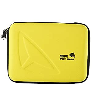 SP Gadgets Storage Case Small Yellow