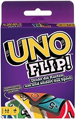 UNO Flip jeu de société et de cartes, GDR44
