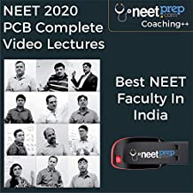 NEETPrep NEET 2020 Complete Course Physics, Chemistry, Biology Coaching Video Lectures By NEETPrep (USB)