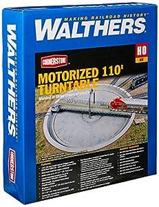 Walthers Corn Silverstone 933-2851-tornavía, motorizada