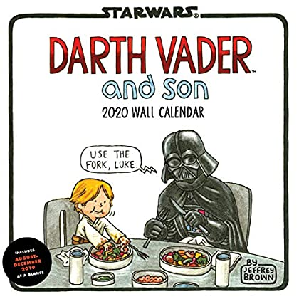 Darth Vader and Son 2020 Calendar