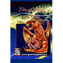 Tales of Beasts and Perils -Essential Edition: A Compendium of Dangers, Storytelling Tricks, Mysterious Magicks, Perilous Encounters and Exciting Your Adventurers and Engross Your Players