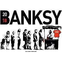Banksy 2018 Calendar