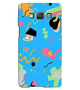 Citydreamz Modern Art\Creative Design Hard Polycarbonate Designer Back Case Cover For Samsung Galaxy Core 2 G355H