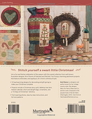 Season's Greetings: A Hatched and Patched Christmas