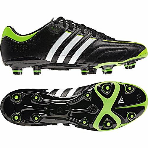 adidas G46797, Scarpe da calcio uomo nero [TOP], (Black1/runwh), 6 Black1/runwh