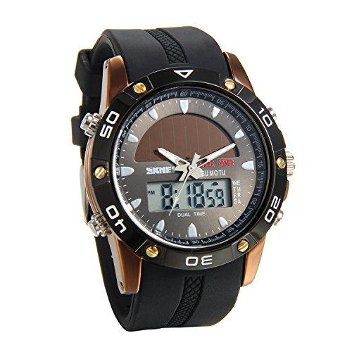 Sobre Lancardo Lancardo es una marca de moda y jóven que establecida en el 2015, nos dedicamos al diseño, desarrollo y producción de todos modelos de relojes y accesorios de relojes.  Especificaciones:  • Marca: Lancardo • Tipo de Movimiento: Cuarzo ...
