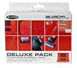 Competition Pro DS Lite Deluxe Accessory Pack: Red (Nintendo DS)