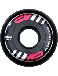 K260mm Street Wheel Pack de 4ruedas set, multicolor, One size
