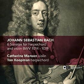 Sonata 1 in b minor BWV 1014: III. Andante