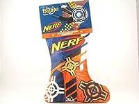 Calza della Befana a tema Nerf. La calza contiene i seguenti prodotti:- A8062EU42 NER N-Strike Jolt- A5068E24 NER Elite Visin Gear- NERF Bersaglio da Parete