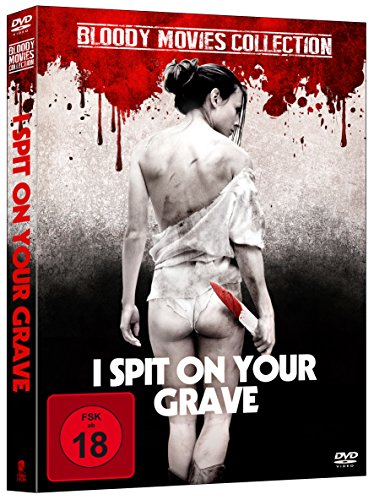 Steven R. Monroe's I Spit On Your Grave (Bloody Movies Collection)