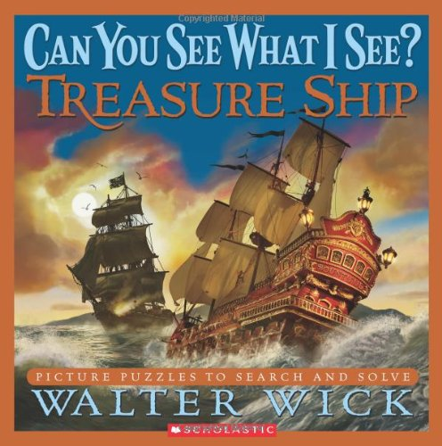 Can You See What I See?: Treasure Ship: Picture Puzzles to Search and Solve por Walter Wick