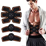 Best Ab Toner Belts - LOFFU Abs Trainer,EMS Abdominal Muscle Stimulator,Abdominal Toning Belts,ABS Review