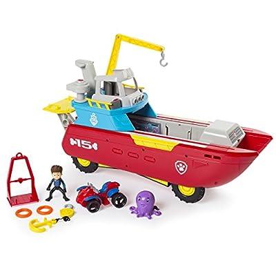 "Paw Patrol 6037846 ""Sea Patroller"" Playset por Paw Patrol"