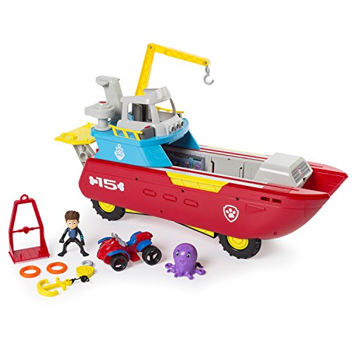 "Paw Patrol ""Sea Patroller"""